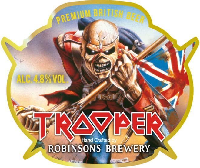 Iron Maiden — Trooper
